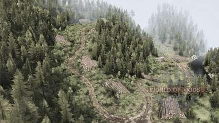 Лес 7 для MudRunner