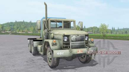M35A2 tractor для Farming Simulator 2017