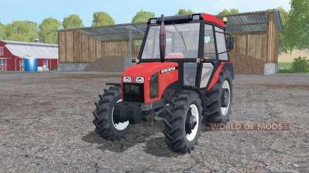 Zetor 5340 dual rear для Farming Simulator 2015