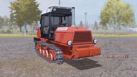 ВТ-150 красный для Farming Simulator 2013