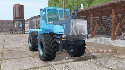 Т-150К мягко-голубой для Farming Simulator 2017