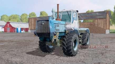 Т-150К ненасыщенно-синий для Farming Simulator 2015