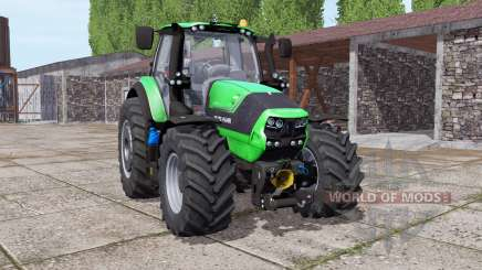 Deutz-Fahr Agrotron 6190 TTV 2013 для Farming Simulator 2017
