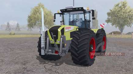 CLAAS Xerion 3800 twin wheels для Farming Simulator 2013