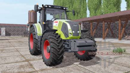 CLAAS Axion 850 front weight для Farming Simulator 2017