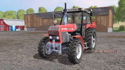URSUS 914 soft red для Farming Simulator 2015