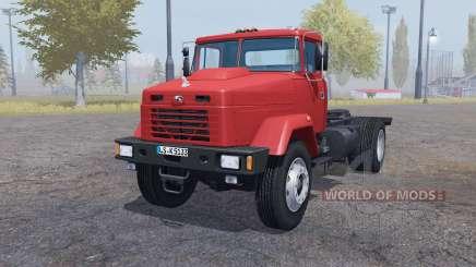 КрАЗ 5133 тягач для Farming Simulator 2013