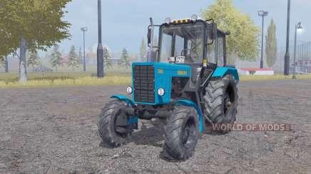 МТЗ 82.1 Беларус анимация частей для Farming Simulator 2013