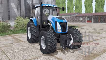 New Holland TG 235 для Farming Simulator 2017
