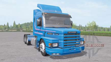 Scania T113H 360 v1.1 для Farming Simulator 2017