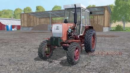 ЮМЗ 8271 анимация дверей для Farming Simulator 2015