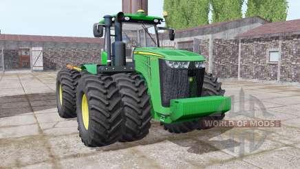 John Deere 9460R для Farming Simulator 2017