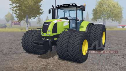 CLAAS Arion 640 double wheels для Farming Simulator 2013