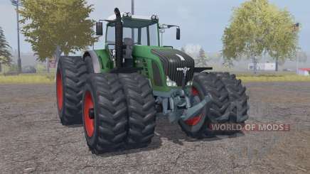 Fendt 936 Vario lime green для Farming Simulator 2013