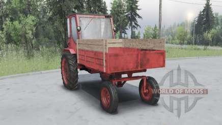 Т-16М для Spin Tires