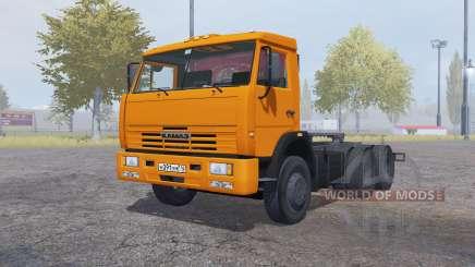 КамАЗ 6460 для Farming Simulator 2013