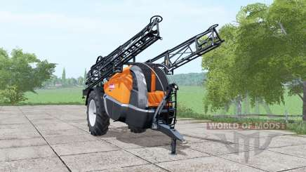 Caruelle-Nicolas Stilla 460 bright orange для Farming Simulator 2017