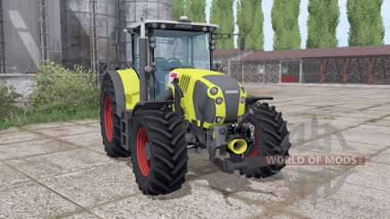CLAAS Arion 650 loader mounting для Farming Simulator 2017
