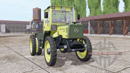 Mercedes-Benz Trac 800 для Farming Simulator 2017