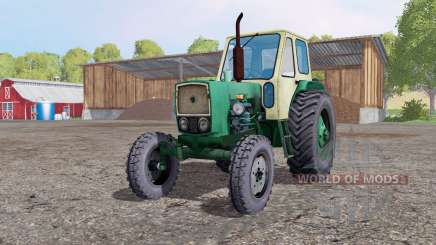 ЮМЗ 6Л светло-серо-жёлтый для Farming Simulator 2015