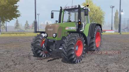 Fendt 412 Vario TMS animation parts для Farming Simulator 2013
