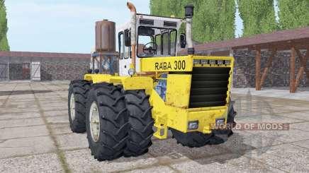 RABA 300 для Farming Simulator 2017