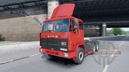 Sisu M-163 для Euro Truck Simulator 2