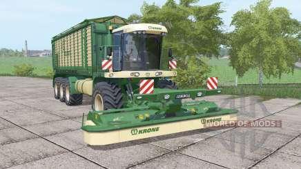 Krone BiG L 550 prototype v1.0.1 для Farming Simulator 2017