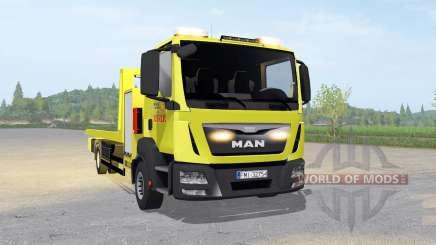 MAN TGM 15.290 abschleppwagen v2.0 для Farming Simulator 2017