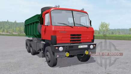 Tatra T815 S3 v2.2.1 для Farming Simulator 2017