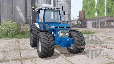 Ford 7810 wide tyre для Farming Simulator 2017