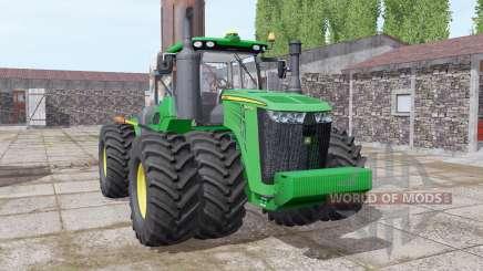 John Deere 9470R front weight для Farming Simulator 2017