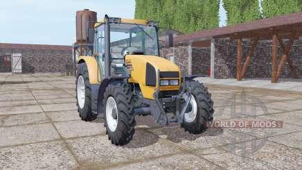 Renault Ares 550 RZ loader mounting для Farming Simulator 2017
