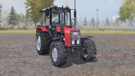 МТЗ 820.4 Беларус умеренно-красный для Farming Simulator 2013