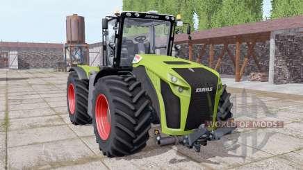CLAAS Xerion 4000 Michelin tires для Farming Simulator 2017