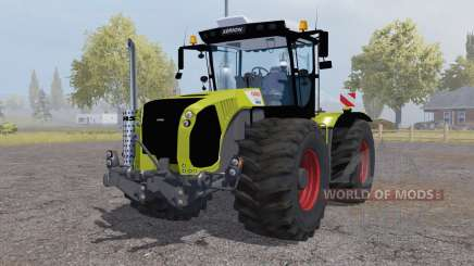 CLAAS Xerion 5000 Trac VC strong yellow для Farming Simulator 2013