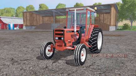 Renault 751 loader mounting для Farming Simulator 2015