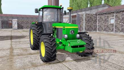 John Deere 3350 для Farming Simulator 2017