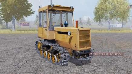 ДТ 75МЛ оранжевый для Farming Simulator 2013