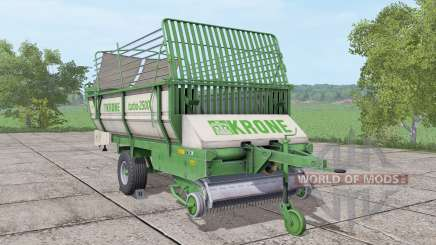 Krone Turbo 2500 v3.0 для Farming Simulator 2017
