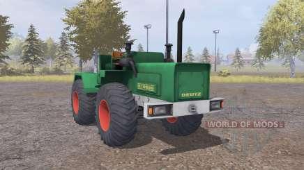 Deutz D 160 06 для Farming Simulator 2013