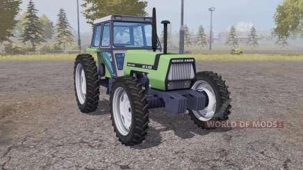 Deutz-Fahr AX 4.120 narrow wheels для Farming Simulator 2013