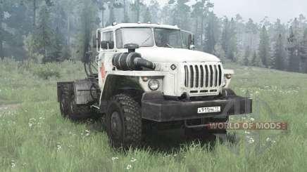 Урал 44202-41 v1.1 для MudRunner