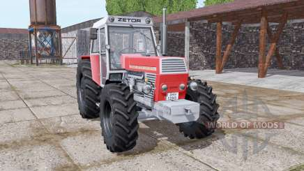 Zetor 12045 Crystal front weight для Farming Simulator 2017