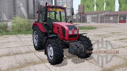 Беларус 1220.3 червоний для Farming Simulator 2017