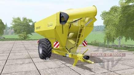 Degelman Shuttlekart для Farming Simulator 2017