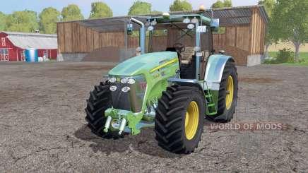 John Deere 7930 front loader для Farming Simulator 2015