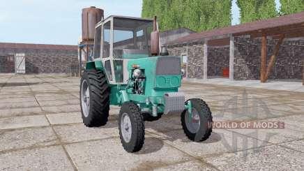 ЮМЗ 6КЛ бирюзовый для Farming Simulator 2017
