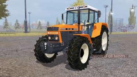 ZTS 16245 Turbo bright orange для Farming Simulator 2013
