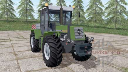 Fortschritt Zt 323 dark green для Farming Simulator 2017